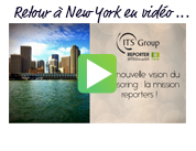 Mission reporter ITS Group - New York- Vidéo